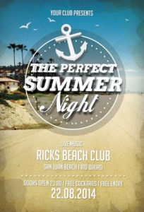 free-perfect-summer-nights-flyer-template-awesomeflyer-preview-500