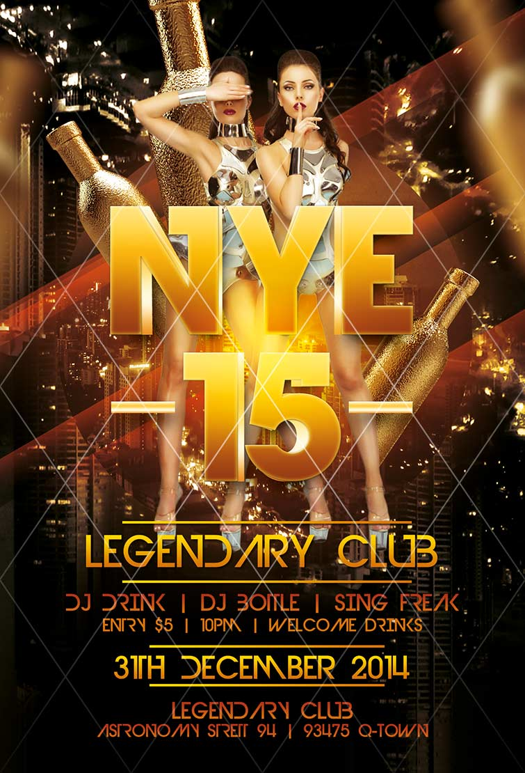 legendary-new-years-eve-party-flyer-template-awesomeflyer ...