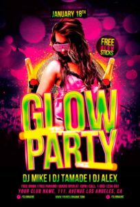 glow-party-flyer-template-awesomeflyer-com