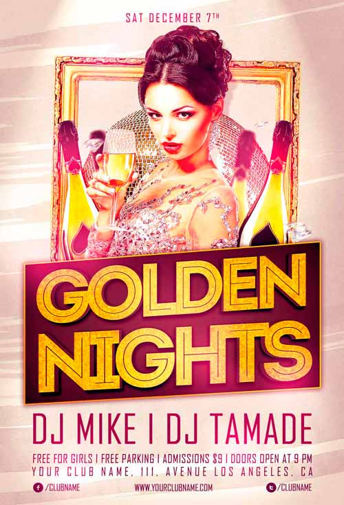 golden-nights-flyer-template-awesomeflyer-500