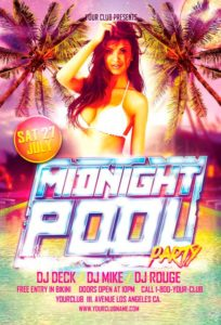 midnight-pool-party-flyer-template-awesomeflyer-com-preview