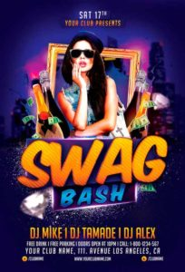 swag-bash-flyer-template-awesomeflyer-com