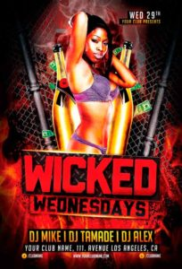 wicked-wednesday-flyer-template-awesomeflyer-500