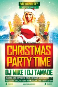 Christmas-Party-Time-Vol-1-Flyer-Template-awesomeflyer-com
