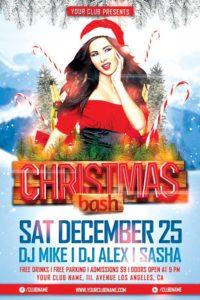 christmas-bash-flyer-template-awesomeflyer-com