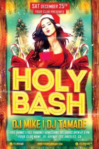 holy-xmas-bash-flyer-template-awesomeflyer-com