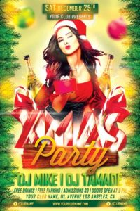 xmas-party-flyer-template-awesomeflyer-com