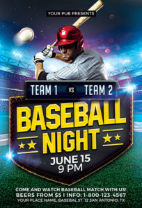 Baseball-Match-Flyer-Template-Awesomeflyer-com