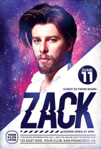 DJ-Zack-Party-Flyer-Template-Awesomeflyer-com