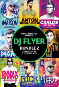 dj-flyer-template-bundle-2-preview-awesomeflyer-com