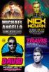 DJ Flyer Template Bundle 1 for Photoshop