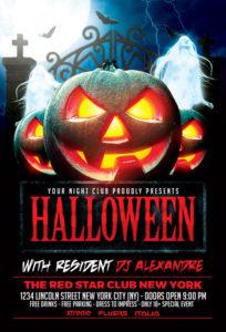 halloween-nightclub-party-flyer-template-awesomeflyer-com