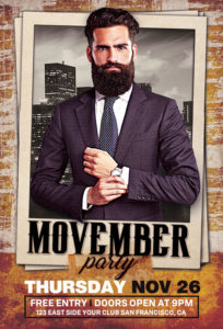 movember-party-flyer-template-awesomeflyer-com