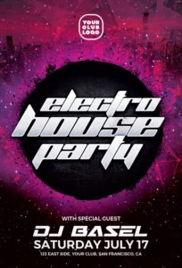 Electro-House-Party-Flyer-Template-Awesomeflyer-com
