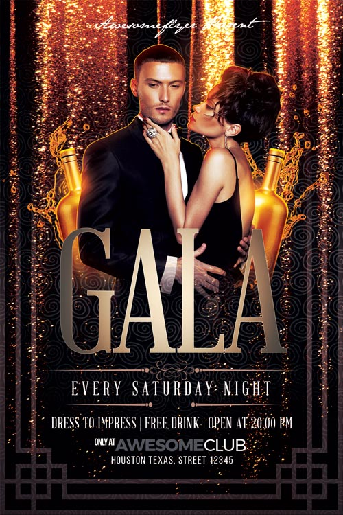 Gala-Flyer-Template-500-Awesomeflyer-com