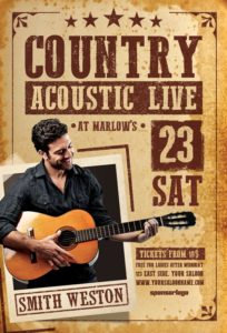 Country-Acoustic-Night-Flyer-Template-Awesomeflyer-com