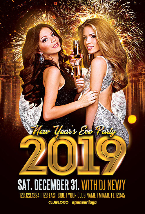 New Year's Eve Party 2019